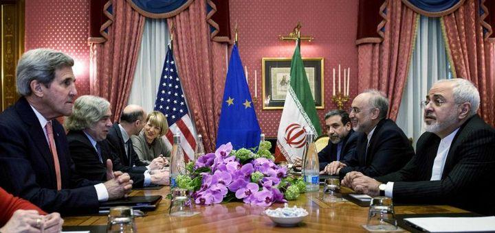 הסכם הגרעין עם אירן