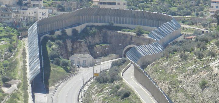כביש המנהרות ירושלים