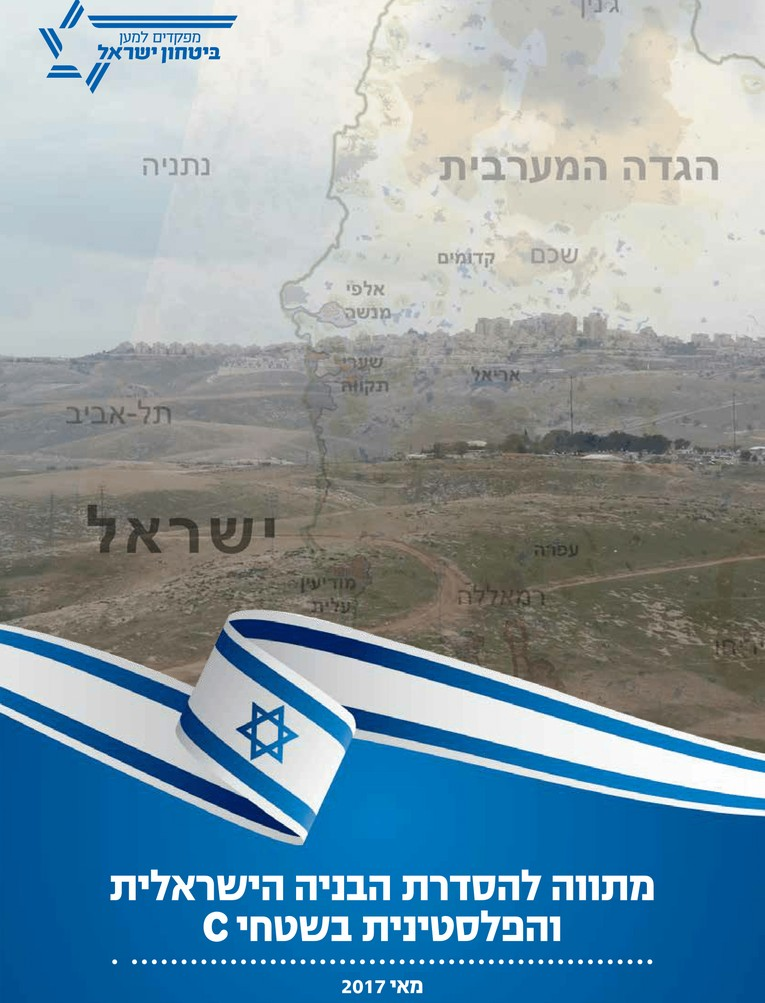 מתווה לניהול הבנייה הישראלית והפלסטינית בשטחי C